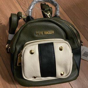 Steve Madden small backpack/purse